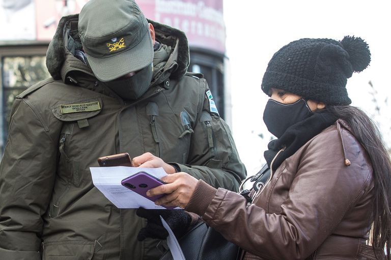 Se intensifican los controles en el ingreso a capital desde provincia de Buenos Aires asi mismo se cierran otros pasos CORONAVIRUS Covid 19 LINIERS