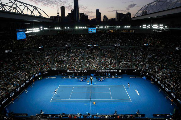 El Abierto de Australia es el epicentro de una revolución en materia de análisis de estadísticas del tenis