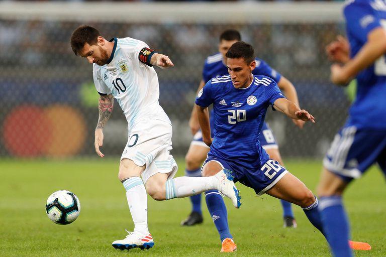 Argentina - Paraguay, en vivo: cómo ver online el tercer partido de la selección