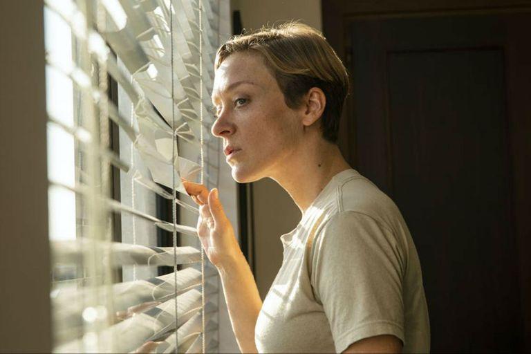 Chloë Sevigny en el papel de Sarah Wilson