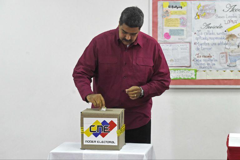 La Corte, por ahora, le niega al líder chavista la jura anticipada