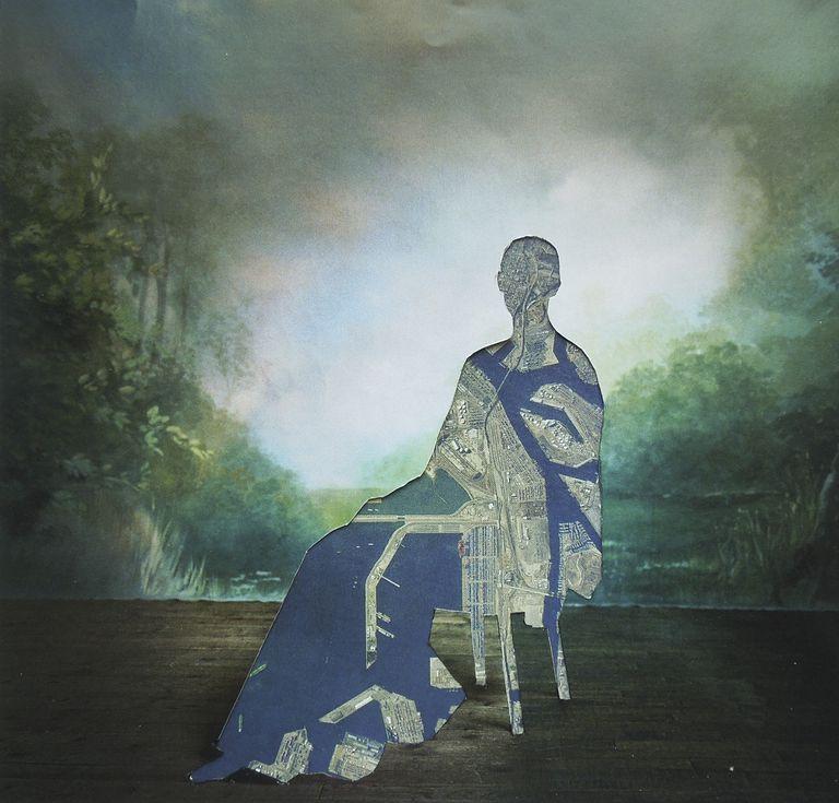 Obra de Yolanda López, artista representada por la galería Purísima de México
