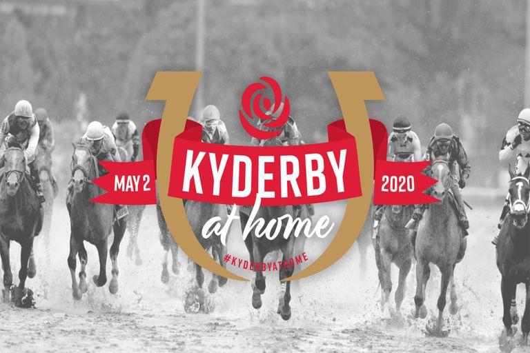 Turf virtual. Inspirado en Jimmy Fallon, el Kentucky Derby tendrá otra versión