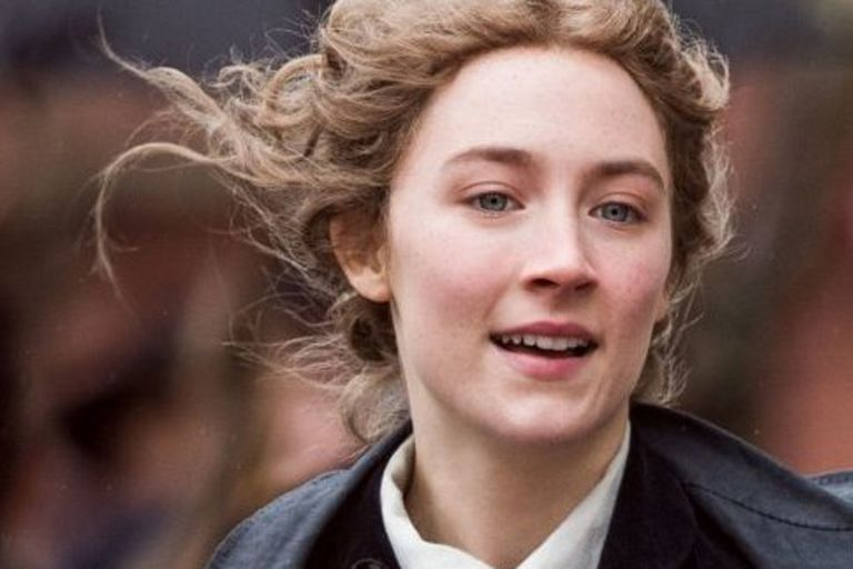 Saoirse Ronan, nominada