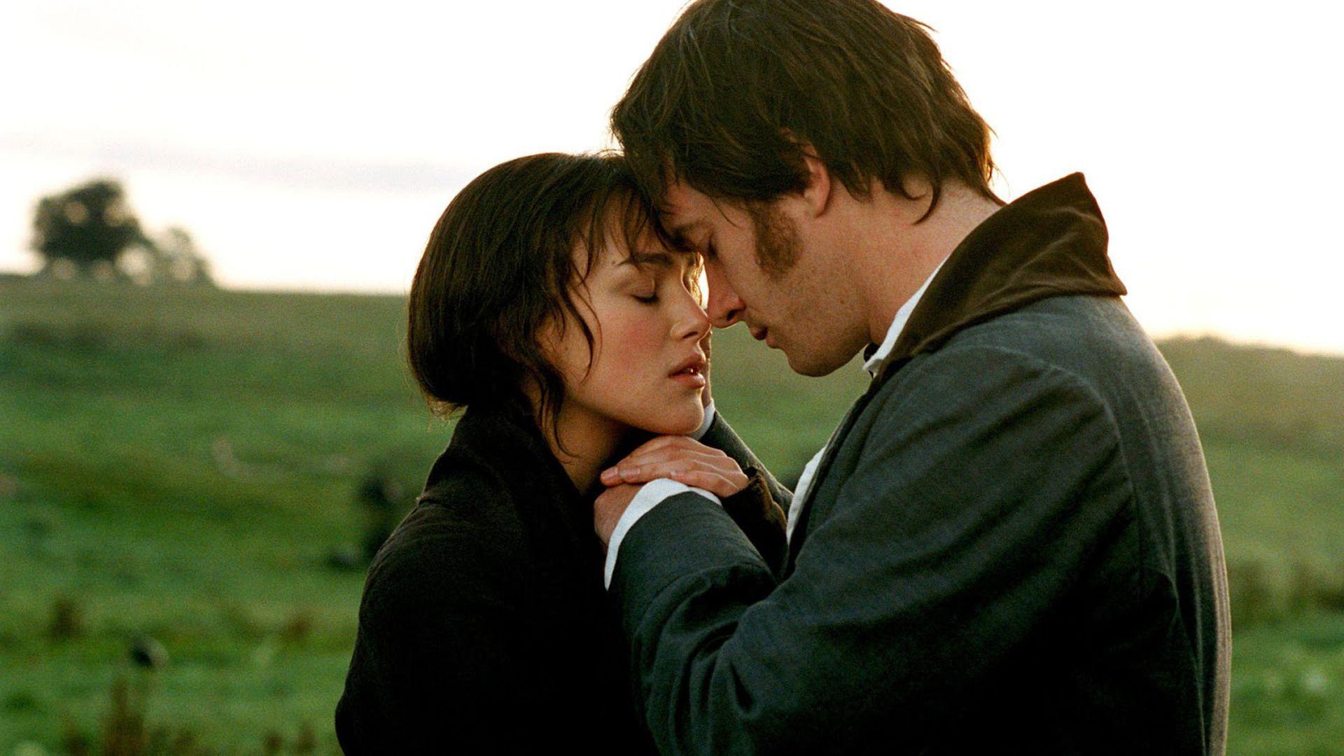 Lizzy Bennet y Fitzwilliam Darcy