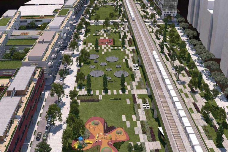 Así es el proyecto de Palermo Green