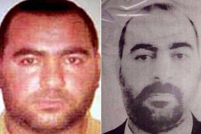 Este era Al Baghdadi en 2014