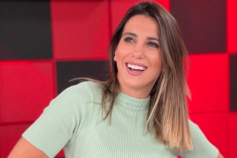 Cinthia Fernández le pidió a sus seguidores que elijan la foto que llevará su boleta