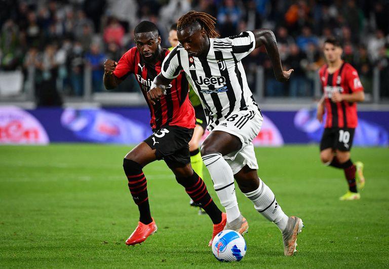 Juventus no levanta cabeza: sumó apenas 2 puntos en las primeras cuatro fechas
