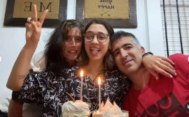 Delfina Pignatiello: el festejo íntimo del cumpleaños 21 de la joya de la natación