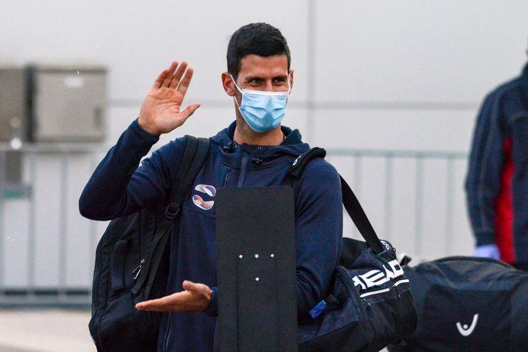 Novak Djokovic será una de las principales atracciones del Abierto australiano, el primer Grand Slam del año