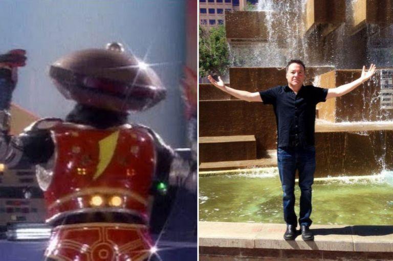 La voz del robot Alpha hoy enseña en su propio taller a actores de voz