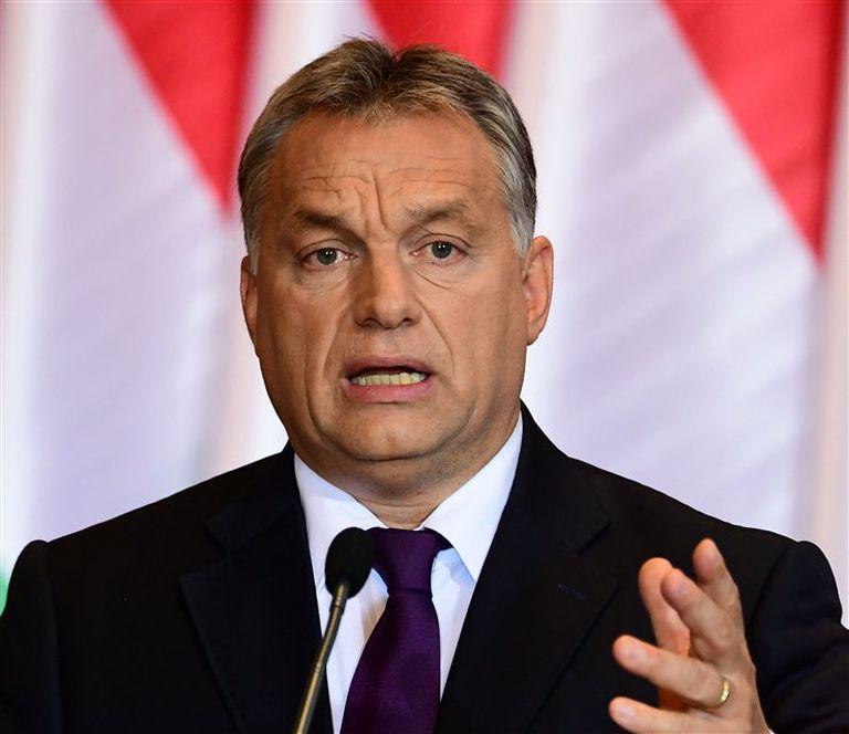 """Víktor Orban: """"Los valores religiosos y nacionales europeos deben defenderse"""""""