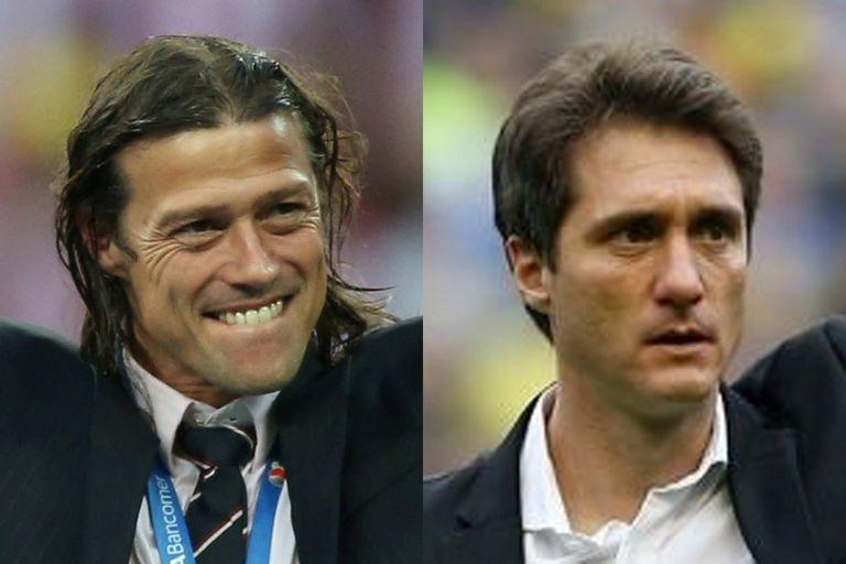 Matias Almeyda y Guillermo Barros Schelotto: el duelo de entrenadores lo ganó el exRiver.