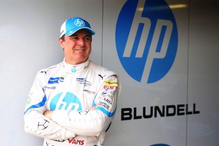 Mark Blundell, el piloto que criticó las actitudes de Senna en McLaren