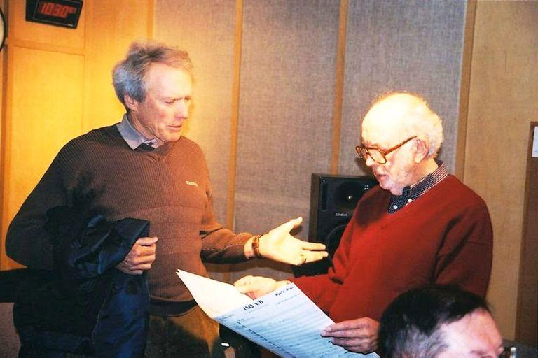 Clint Eastwood y Lennie Niehaus, una colaboración imperdible