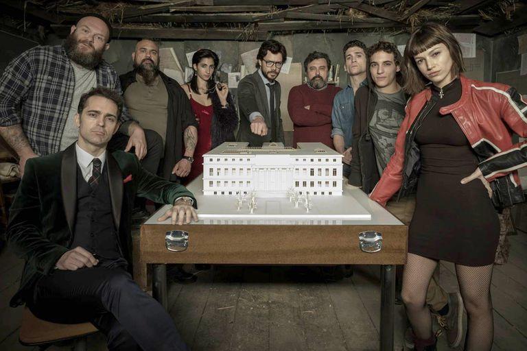 La serie española fue galardonada anoche en Nueva York