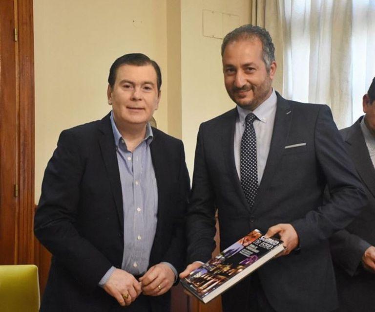 El empresario egipcio Ibrahim Mahmoud Abdou Saad Khalifa estaba radicado en la Argentina