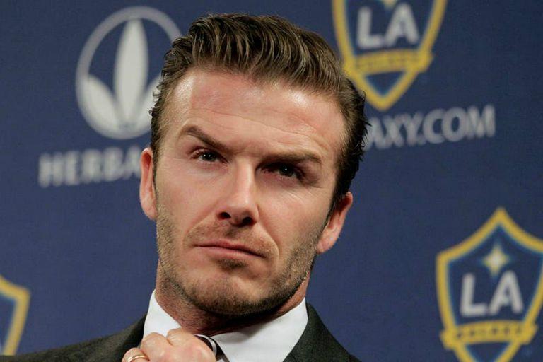 David Beckham en Los Angeles Galaxy: impacto en la cancha y fuera de ella.