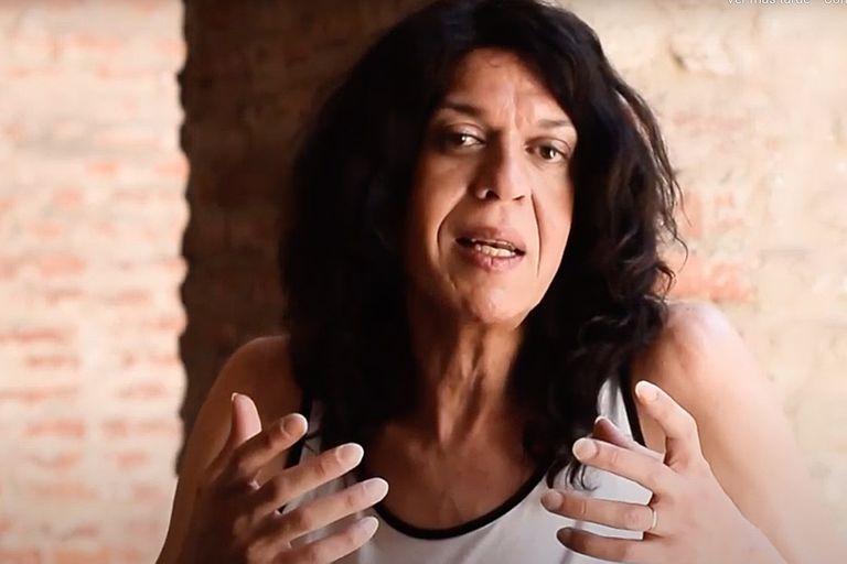 La activista travesti Marlene Wayar se sumó al equipo del Palais de Glace en 2020