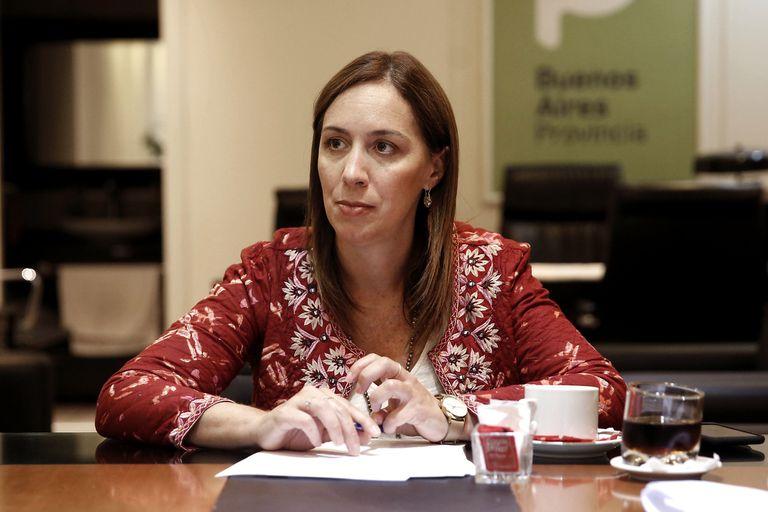 María Eugenia Vidal busca evitar que el peronismo se unifique en Buenos Aires para desbancarla