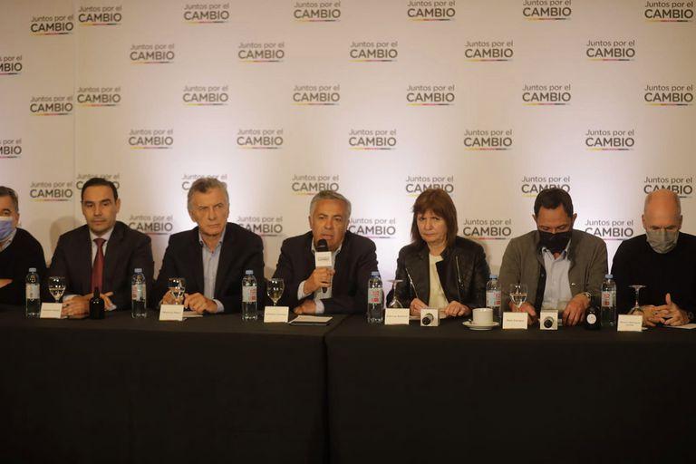 """JxC relanzó la campaña y creó un comité para denunciar """"delitos electorales"""""""