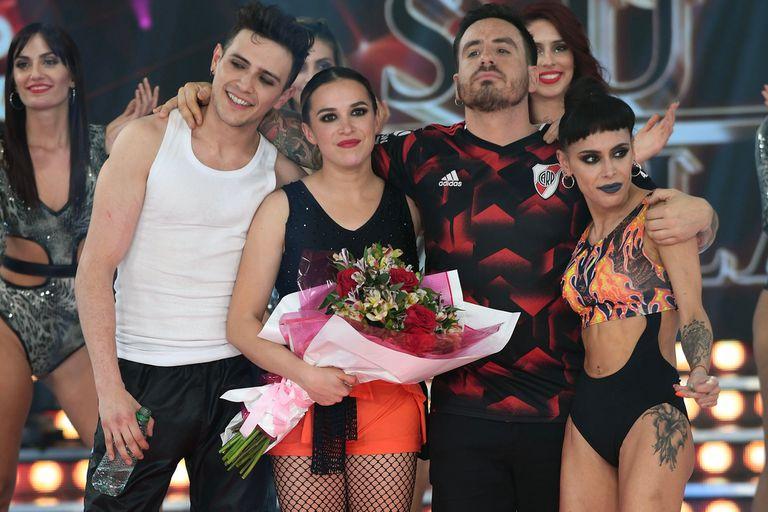 Las palabras de Aníbal Pachano a su hija Sofía, eliminada de ShowMatch