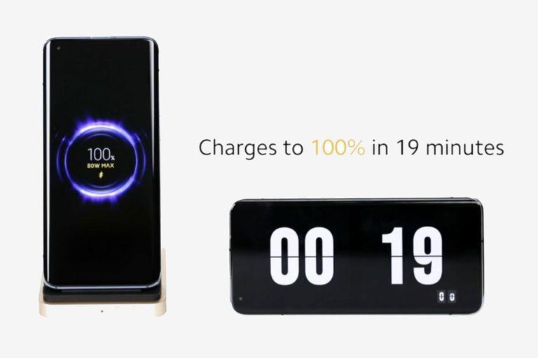Ultraveloz: Xiaomi lanza un sistema wireless que carga una batería en 19 minutos