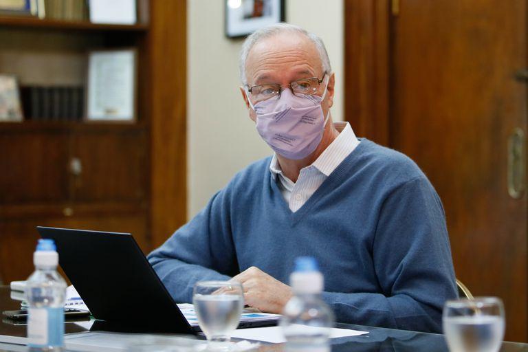 La decisión fue confirmada por el ministro de Salud, Daniel Gollan