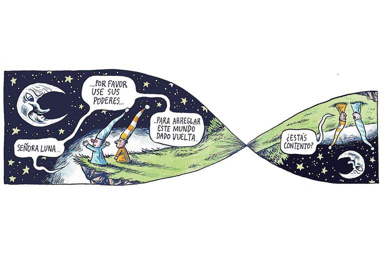 Una tira de Macanudo de 2019