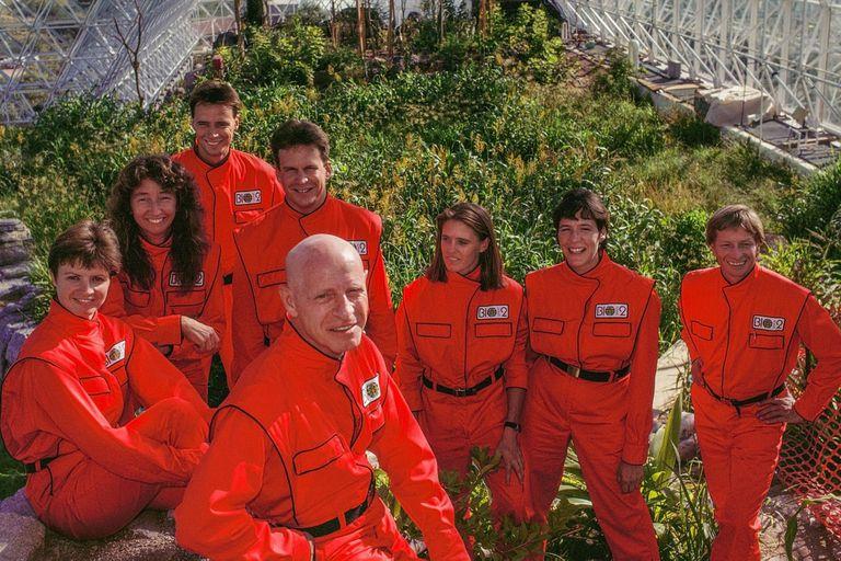 Spaceship Earth: registro de un increíble experimento ecológico en el desierto de Arizona