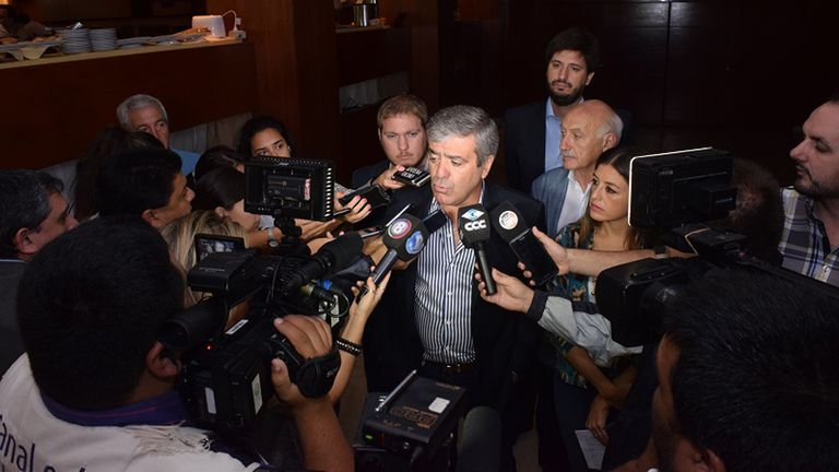 José Cano deja el plan Belgrano