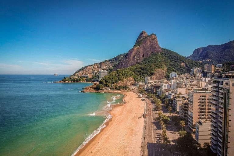 Brasil no exige cuarentena a sus visitantes