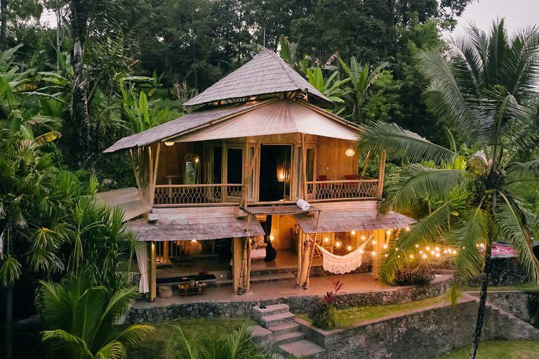 Camaya Bali Suboya - Casa mágica de bambú (Bali, Indonesia)