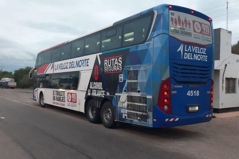 Fue detenido cuando viajaba en un ómnibus rumbo a Bolivia