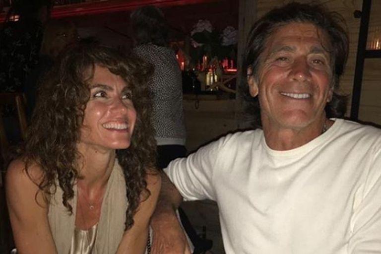 Florencia Raggi y Nicolás Repetto: foto a los besos y declaración de amor