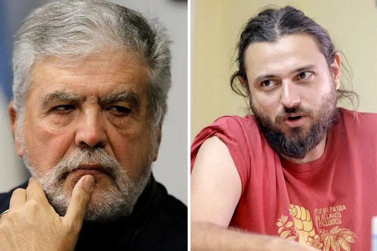 De Vido y Grabois se cruzaron por las críticas de Hebe de Bonafini al Gobierno