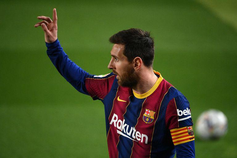 Barcelona sufre. No es seguro que le alcance Messi, pero sin Messi es imposible