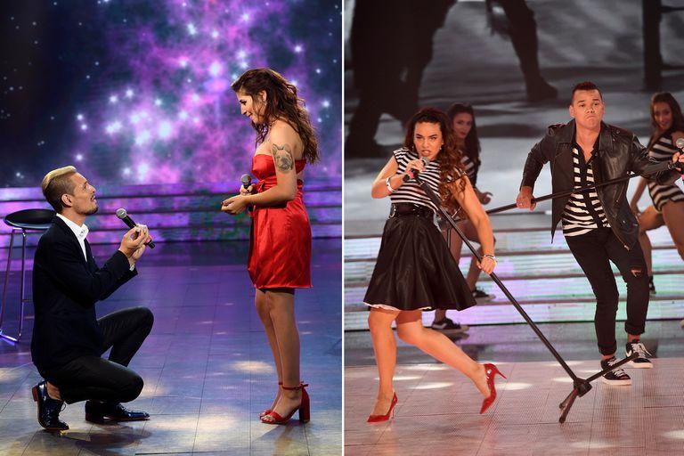 Cantando: en una noche a puro talento, se definió la segunda pareja finalista