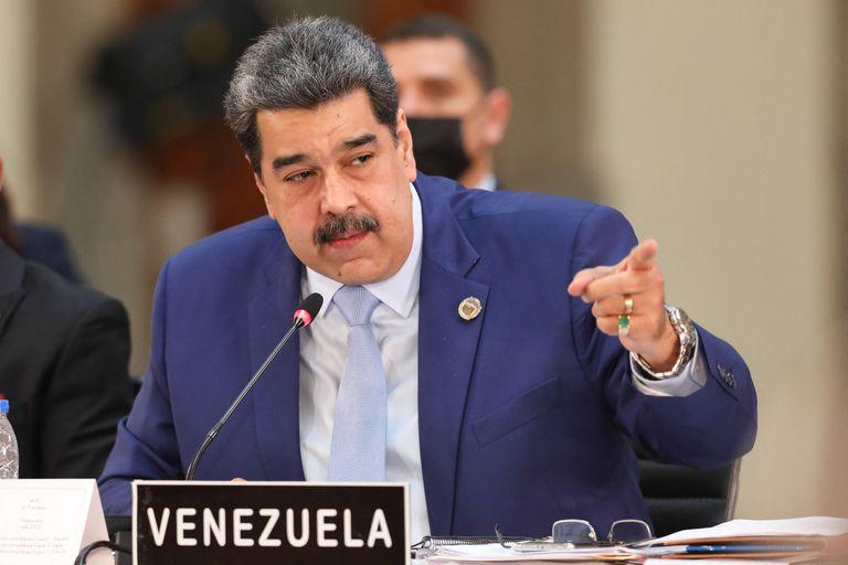 El cruce de Lacalle Pou y Maduro en la cumbre de la Celac
