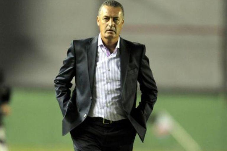 Gustavo Alfaro es el DT que más le gusta a Gámez