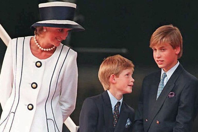 The Crown: cómo serán retratados William y Harry en la quinta temporada