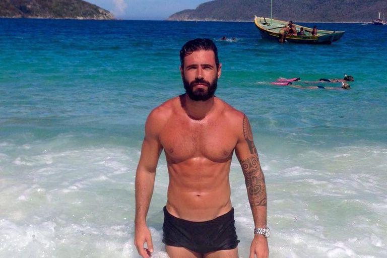 El argentino tiene 37 años y se había radicado en Ibiza en el 2016
