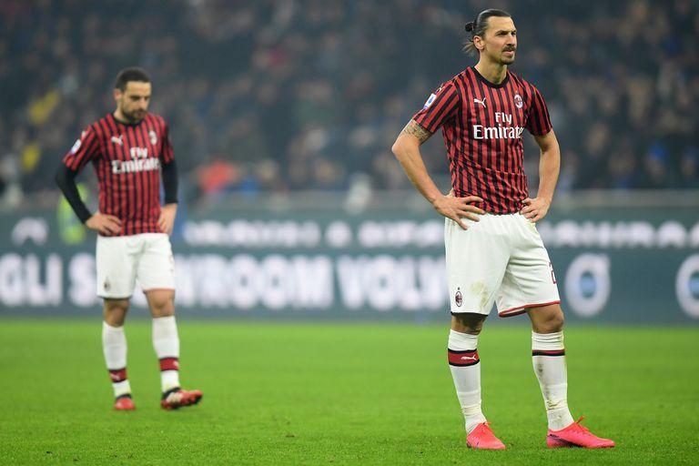 Ibrahimovic. ¿Se termina la carrera de Zlatan? La lesión que preocupa en Milan
