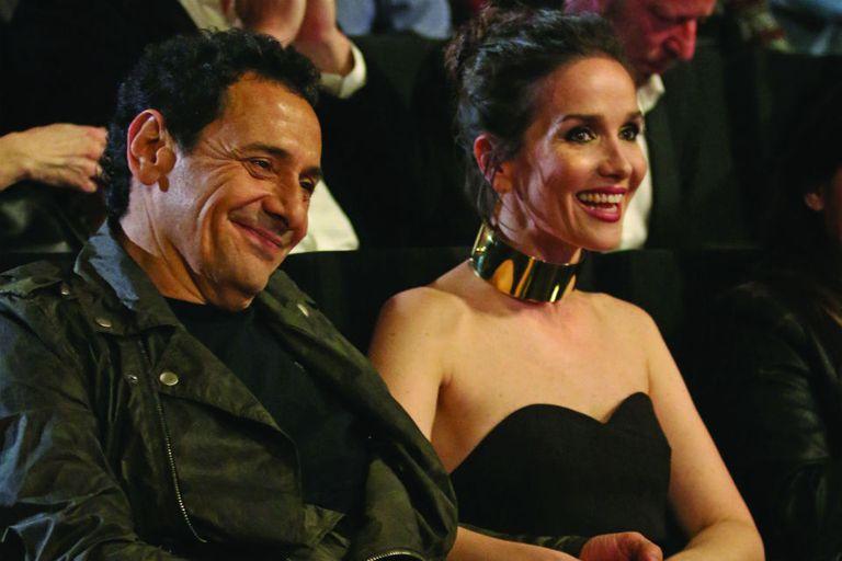 Natalia Oreiro habló como nunca de su relación con Ricardo Mollo