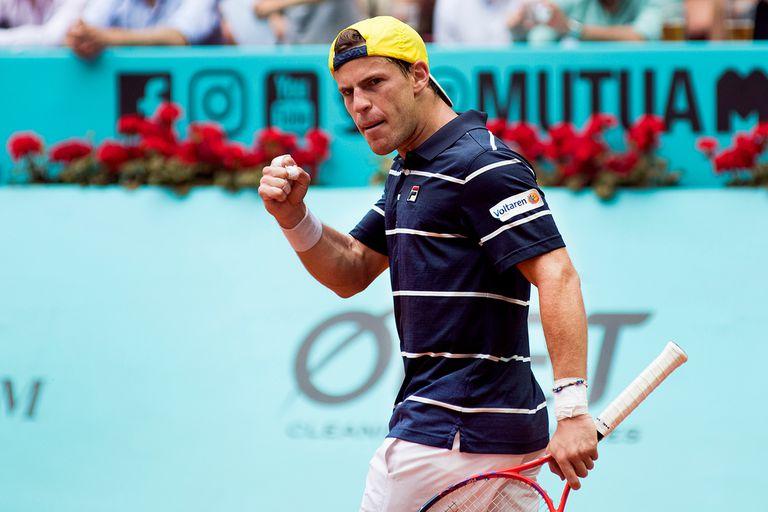 Masters de Madrid: Schwartzman eliminó a Feliciano López y se medirá ante Nadal
