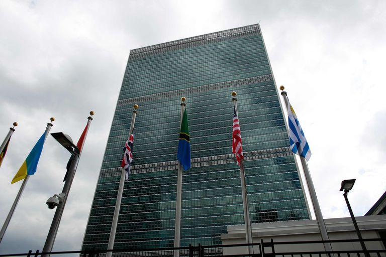El cuartel general de la ONU en Nueva York