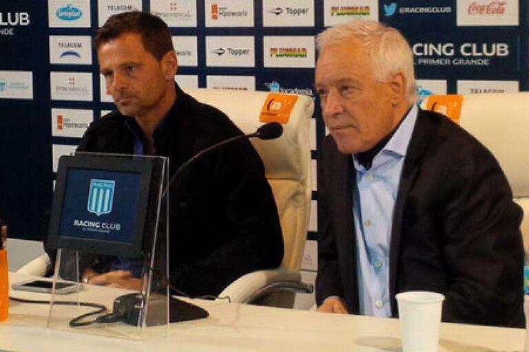 Diego Cocca y Víctor Blanco defendieron al delantero