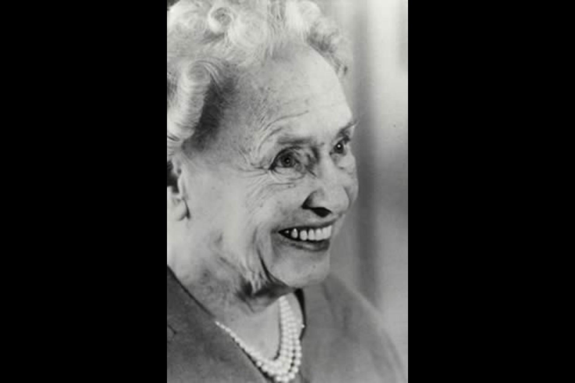Helen a los 78 años en 1959