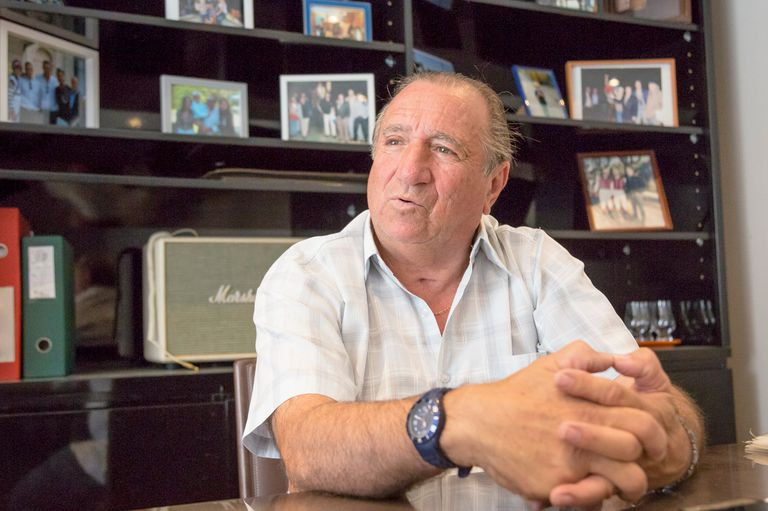 """""""No venía de una familia de turf; a los 13 años empecé a trabajar en Palermo"""